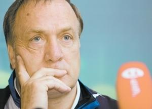 Главный тренер «Зенита» Дик Адвокат: «Тимощук определенно сыграет»