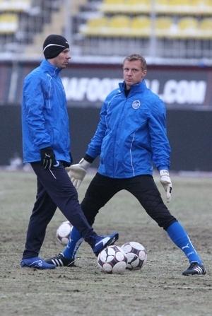 Вратарь «Зенита» Вячеслав Малафеев: «Новички уже вписались»