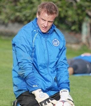 Вратарь «Зенита» Вячеслав Малафеев: «Урок пошел впрок»