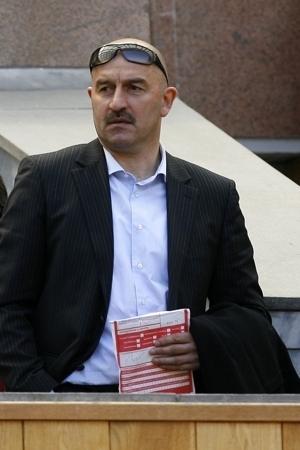 Станислав Черчесов: «В чужую штрафную не побежишь»