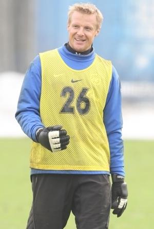 Вратарь «Зенита» Вячеслав Малафеев: «Главное — три очка»