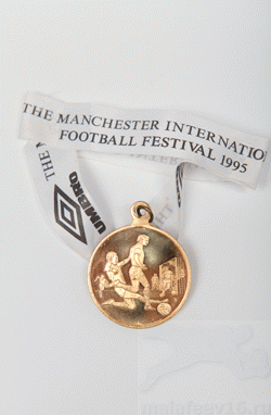 Манчестерский футбольный фестиваль 1995