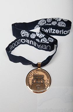 Бронза чемпионата Европы 2008